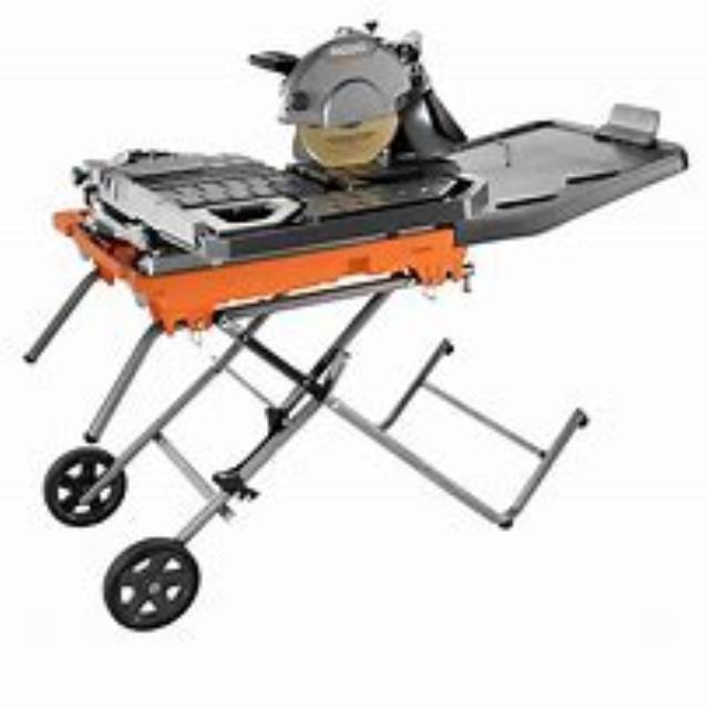 Where to find 10  Wet TIle Saw in Pell City