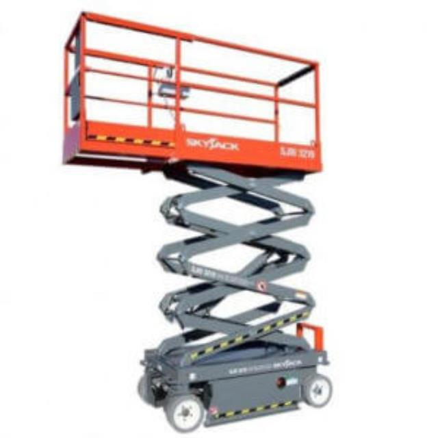 Where to find 19  Scissor Lift in Pell City