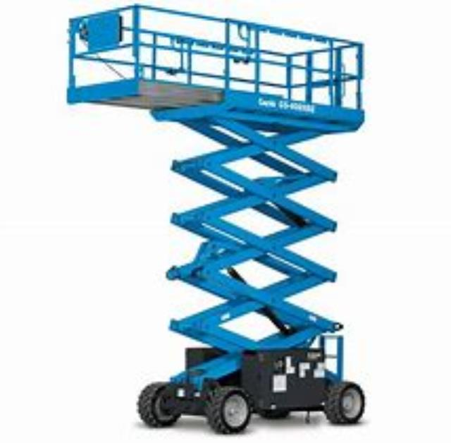 Where to find 26  Scissor Lift in Pell City
