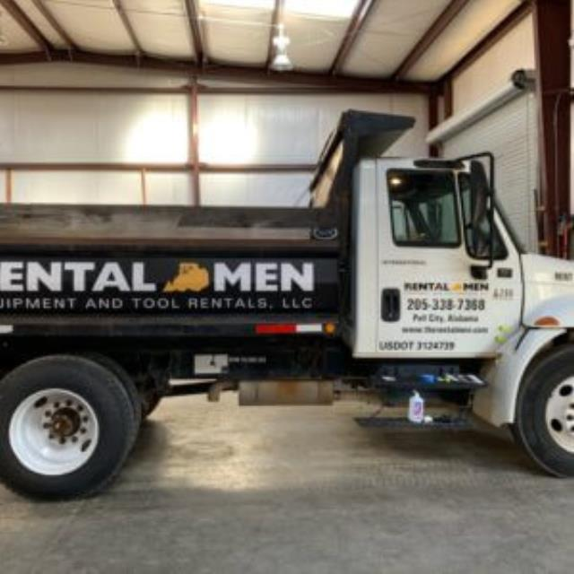 Where to find 5 Yard Dump Truck in Pell City