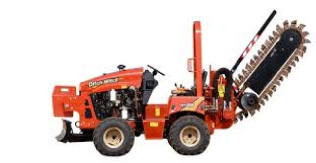 Where to find Ride on Trencher 40-60hp in Pell City