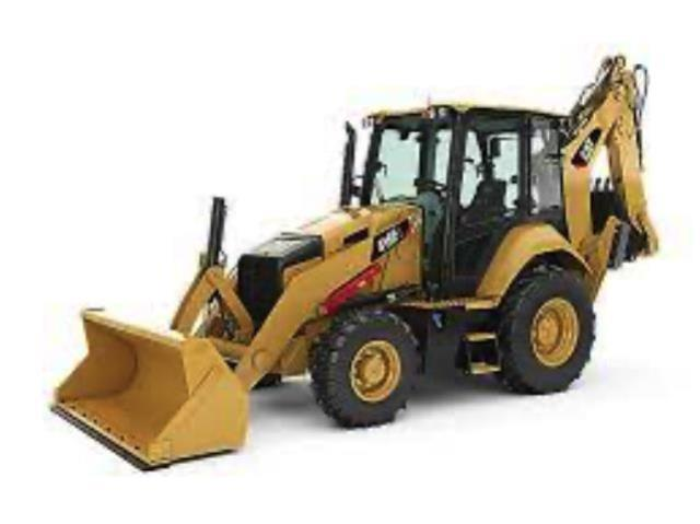 Where to find Full Size Backhoe 4x4 74hp in Pell City
