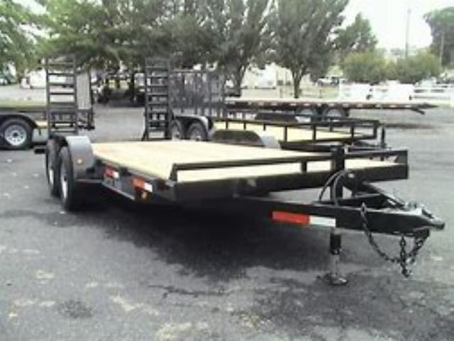 Where to find 18  BETTER BUILT TRAILER in Pell City