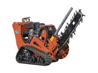 Rent Trencher Equipment